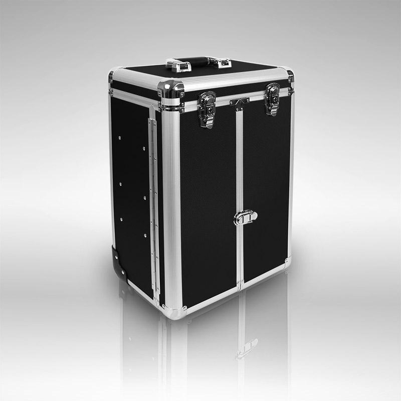friseur kosmetik koffer trolley schmink schrank h 54cm. Black Bedroom Furniture Sets. Home Design Ideas
