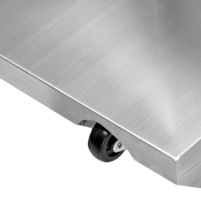 55kg schirmst nder edelstahl rollbar 5 adapter ringe 25 55mm stamm sonnenschirm. Black Bedroom Furniture Sets. Home Design Ideas