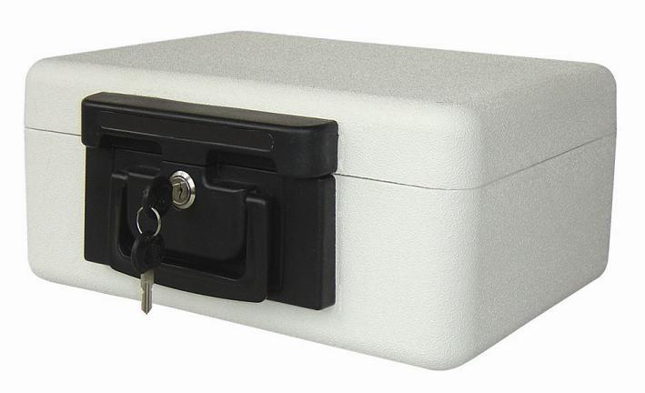 perel feuerfest safe kassette tresor sfc015 ebay. Black Bedroom Furniture Sets. Home Design Ideas