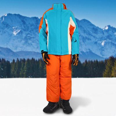 Skianzug kinder 176