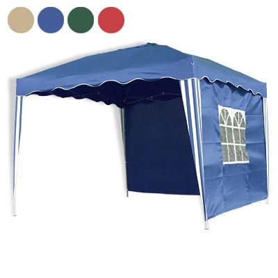 alu falt pavillon partyzelt 3x3m gartenzelt partyzelt ebay. Black Bedroom Furniture Sets. Home Design Ideas