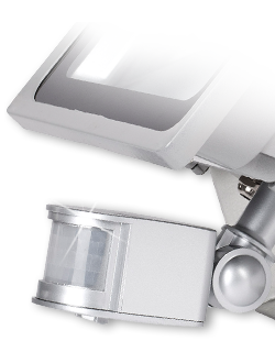 led strahler 10 30w infrarot bewegungsmelder flutlicht bau strahler lampe eek c ebay. Black Bedroom Furniture Sets. Home Design Ideas