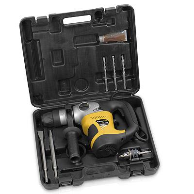 Details zu sds plus bohrhammer stemmhammer bohrmaschine pow x113