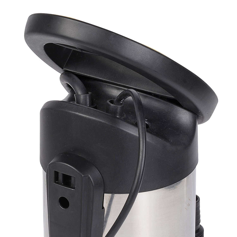tauchpumpe 750w pumpe schwimmschalter integriert edelstahl gartenpumpe neu ebay. Black Bedroom Furniture Sets. Home Design Ideas