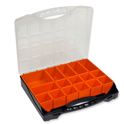 Kleinteilekoffer kunststoff