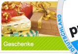 Geschenke & Besonderes